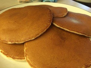 Phil's perfect pancakes made with quality hardware