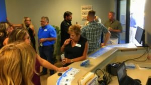 b2 solutions open house on technology protection